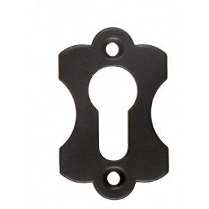 Накладка цилиндровая Amig 12-60*38*2 (черный) 12634